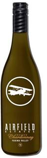 Airfield Estates Chardonnay Unoaked 2014 750ml